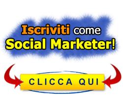 iscrizione modere social marketer